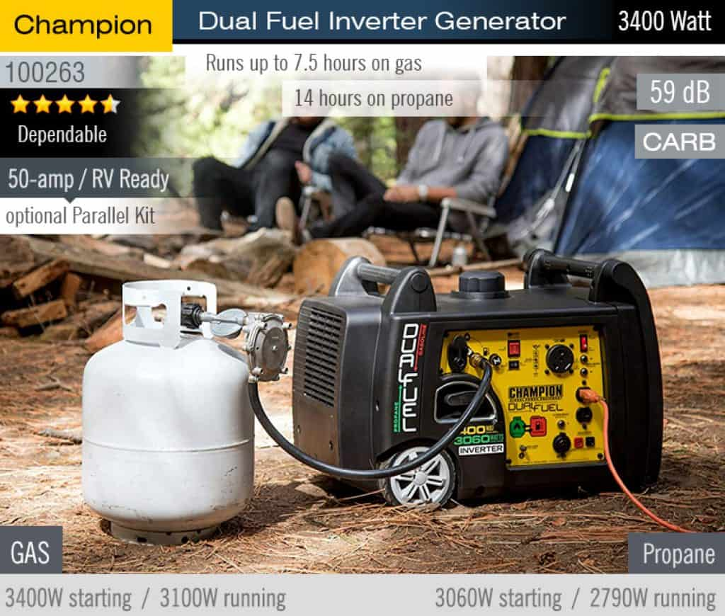 10 Best RV Generators 1
