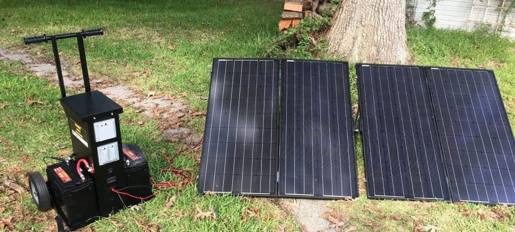 11 Best Solar Generators In Harmony with Nature-1