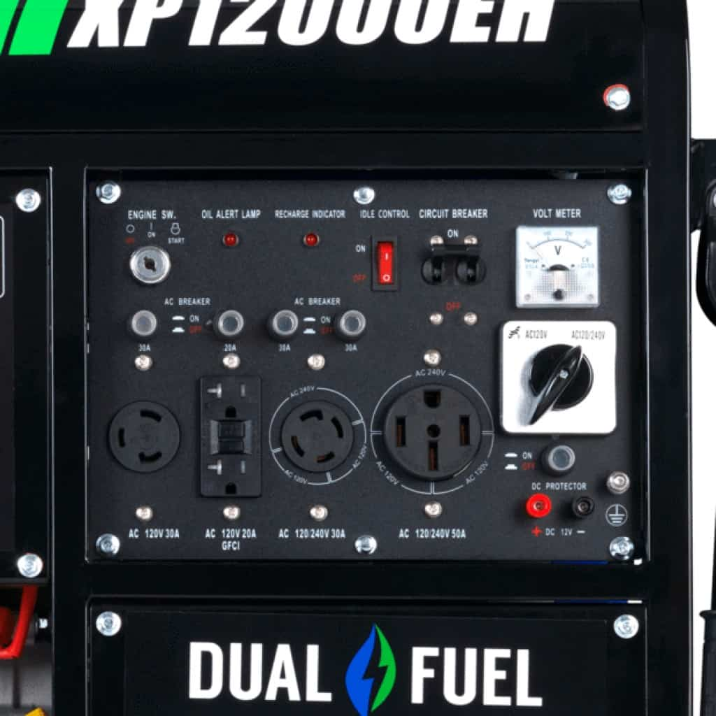 8 Best Dual-Fuel Generators