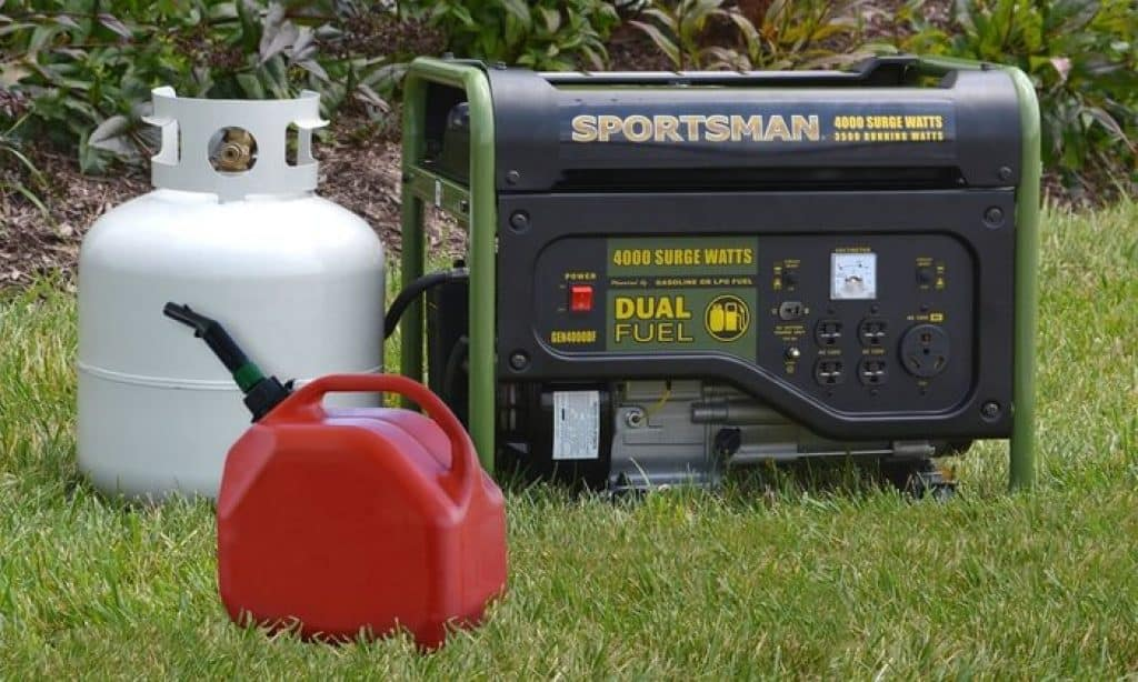 Best Dual-Fuel Generators 4