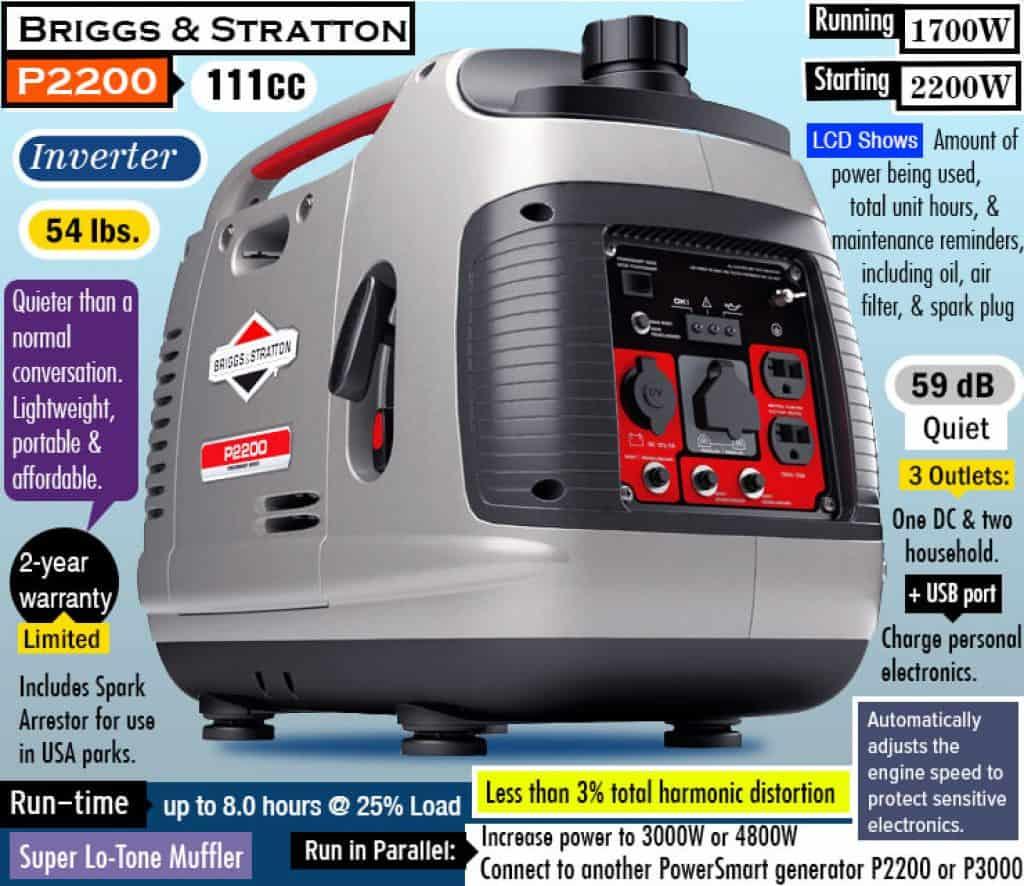 Briggs & Stratton 30651 P2200