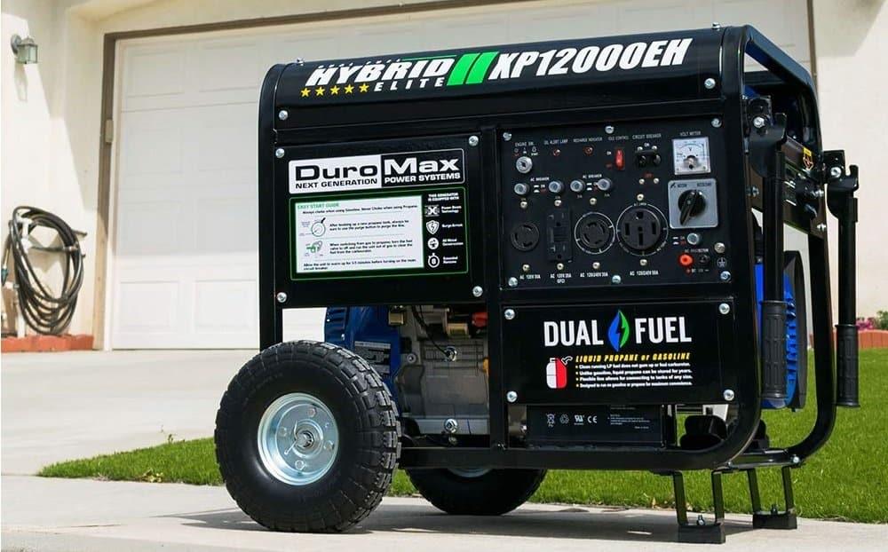 DuroMax watts