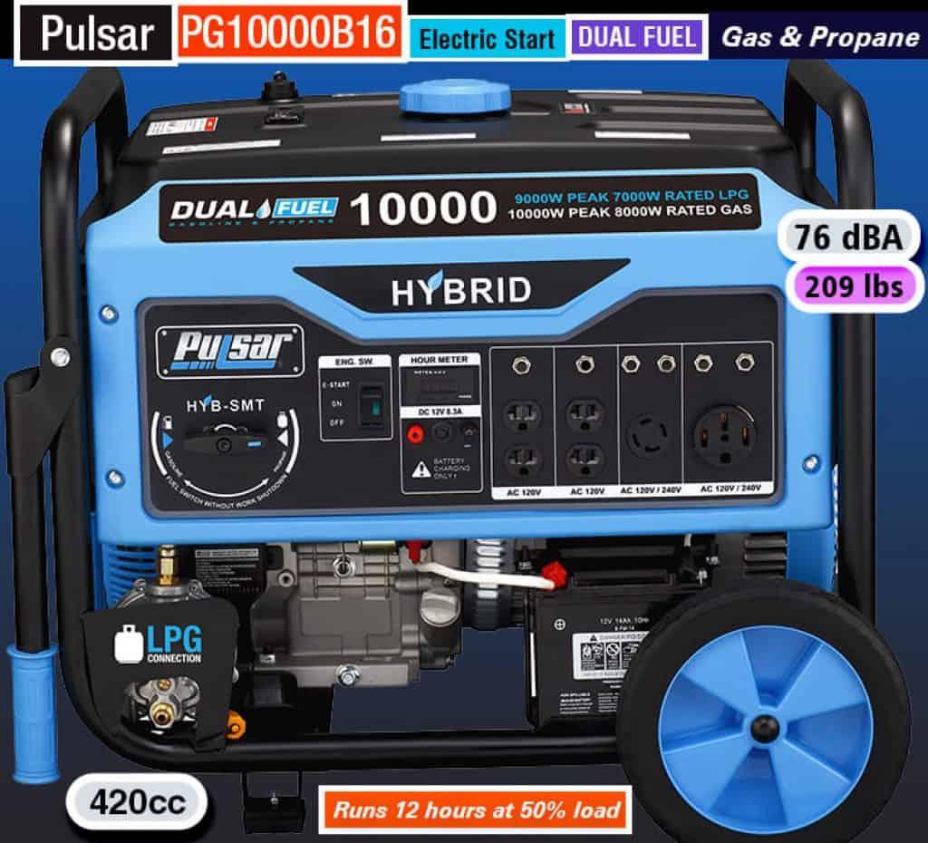 Pulsar PG10000B16 -3