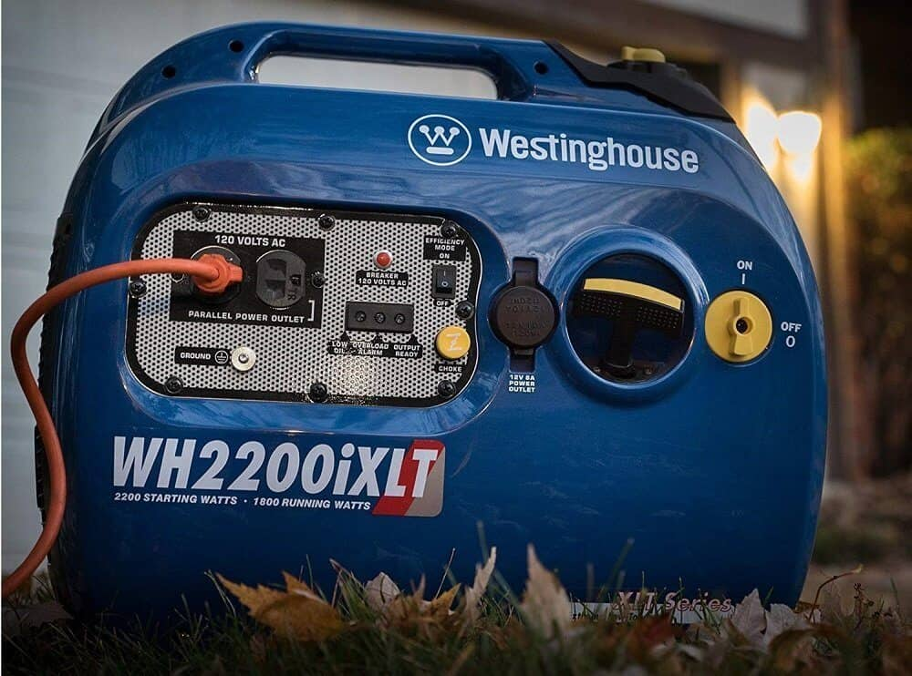 Westinghouse WH2200iXLT-4