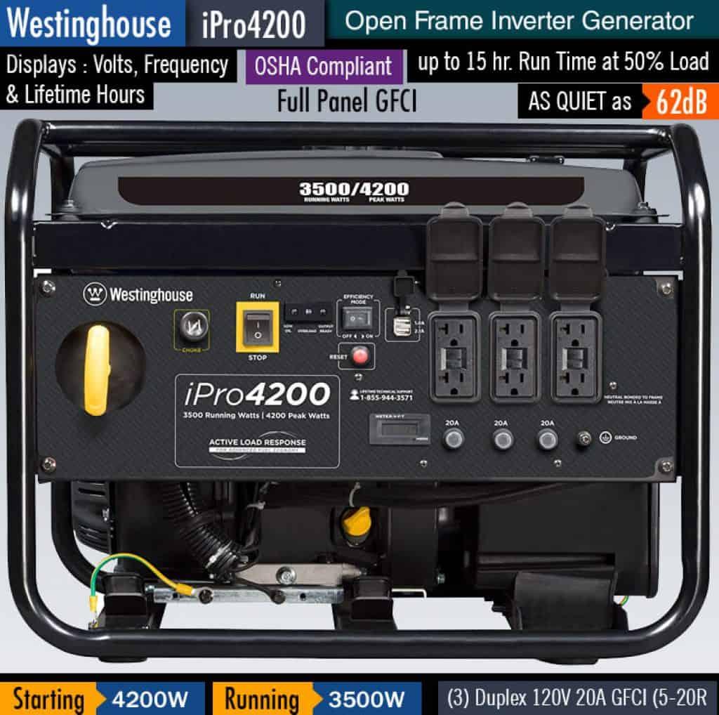 Westinghouse iPro4200-3