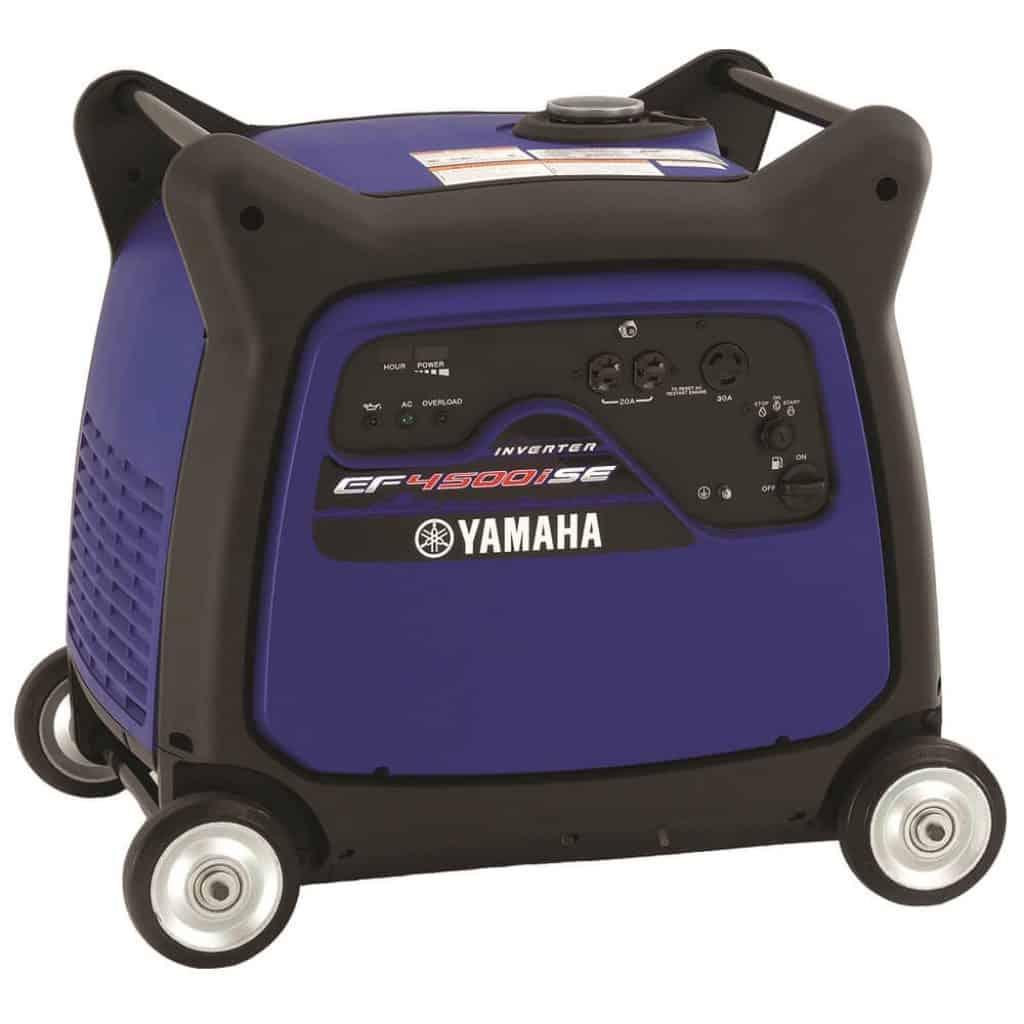 Yamaha EF4500iSE-1