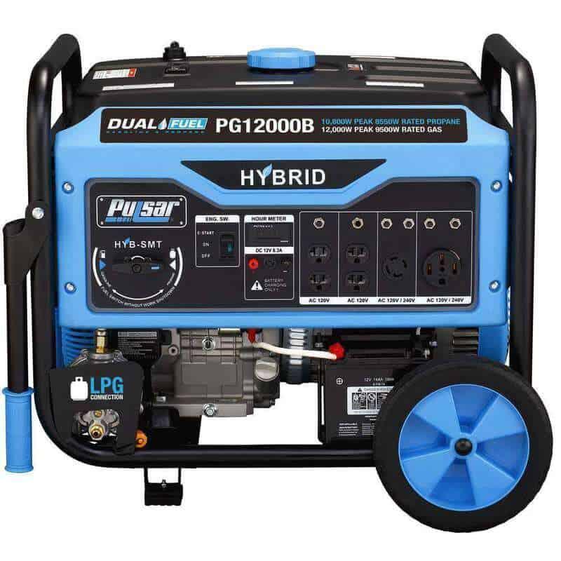 pulsar-portable-generators