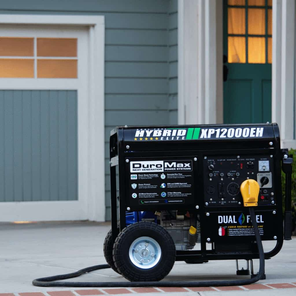 11 Best Emergency Generators Be Prepared for the Rainy Day-4