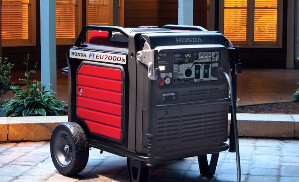 6 Best Honda Generators Well-known and Durable