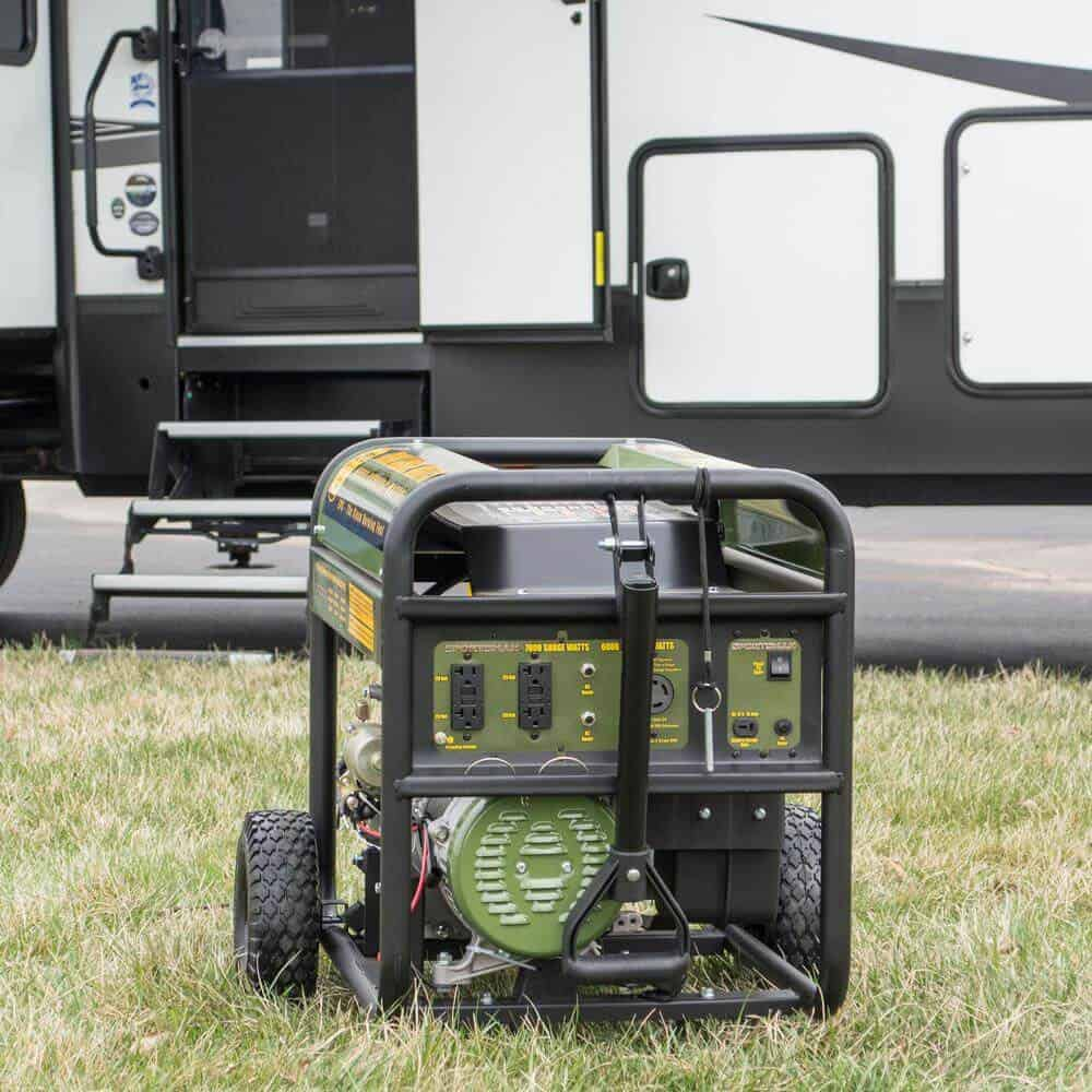 7 Best 7000-Watt Generators -1