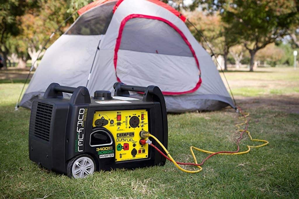 9 Best Inverter Generators Quiet Efficiency -3