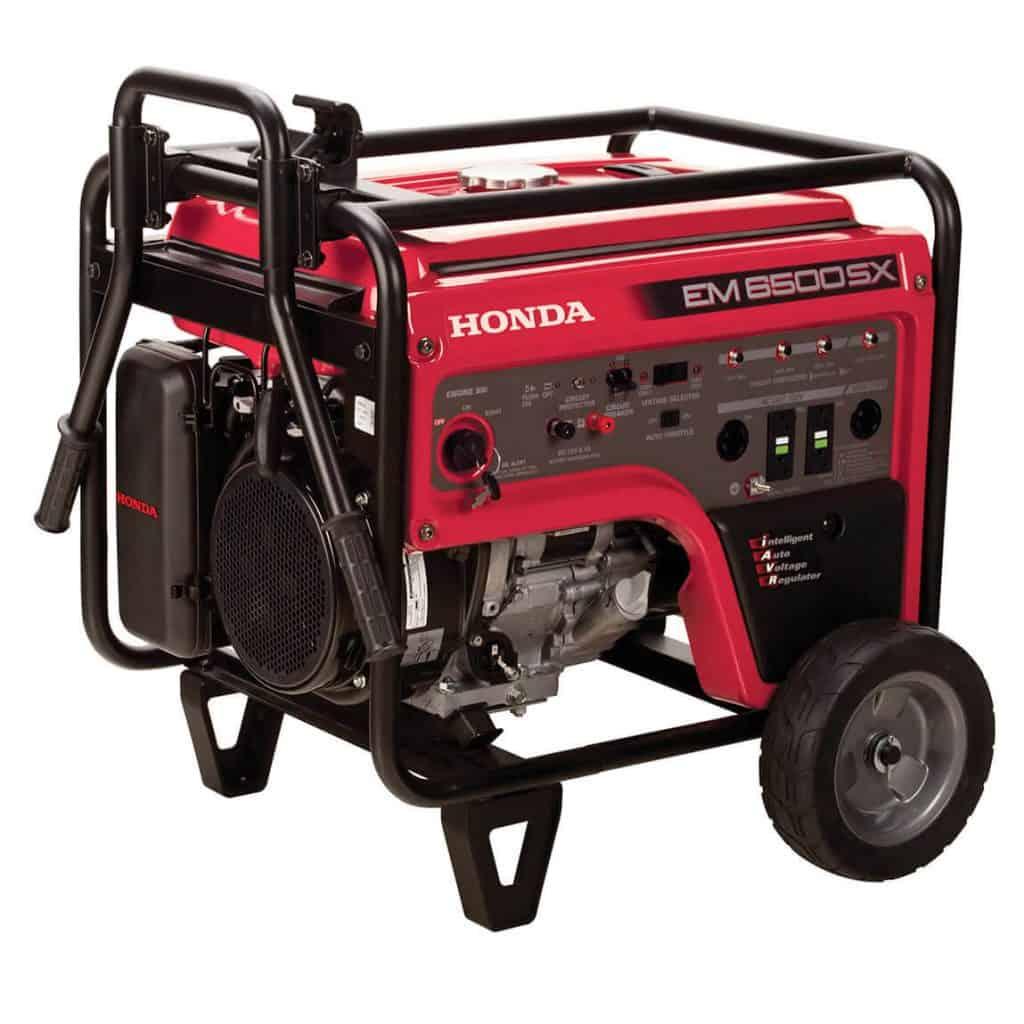 Honda EM6500S -1