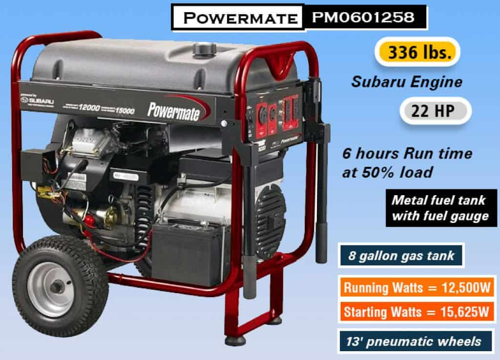 Powermate Pm0601258-1