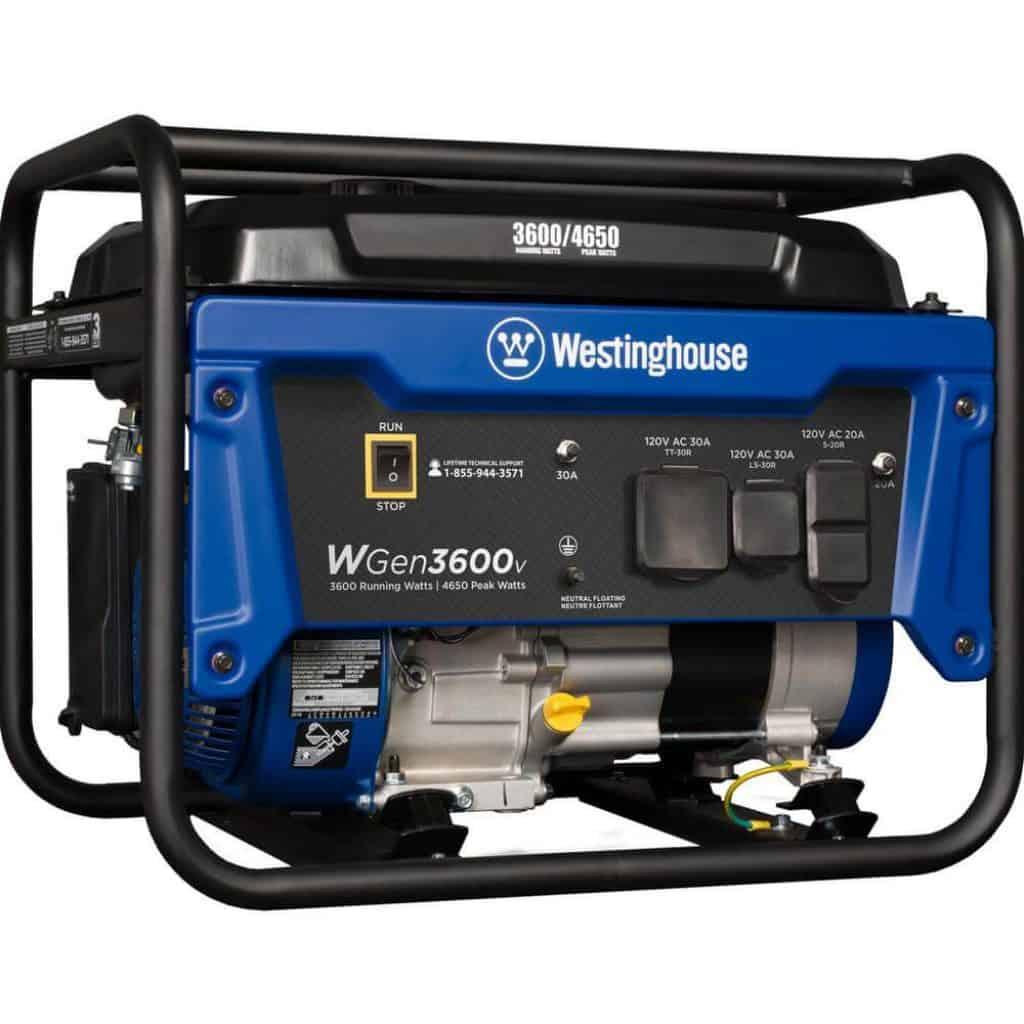 Westinghouse WGen3600v-1