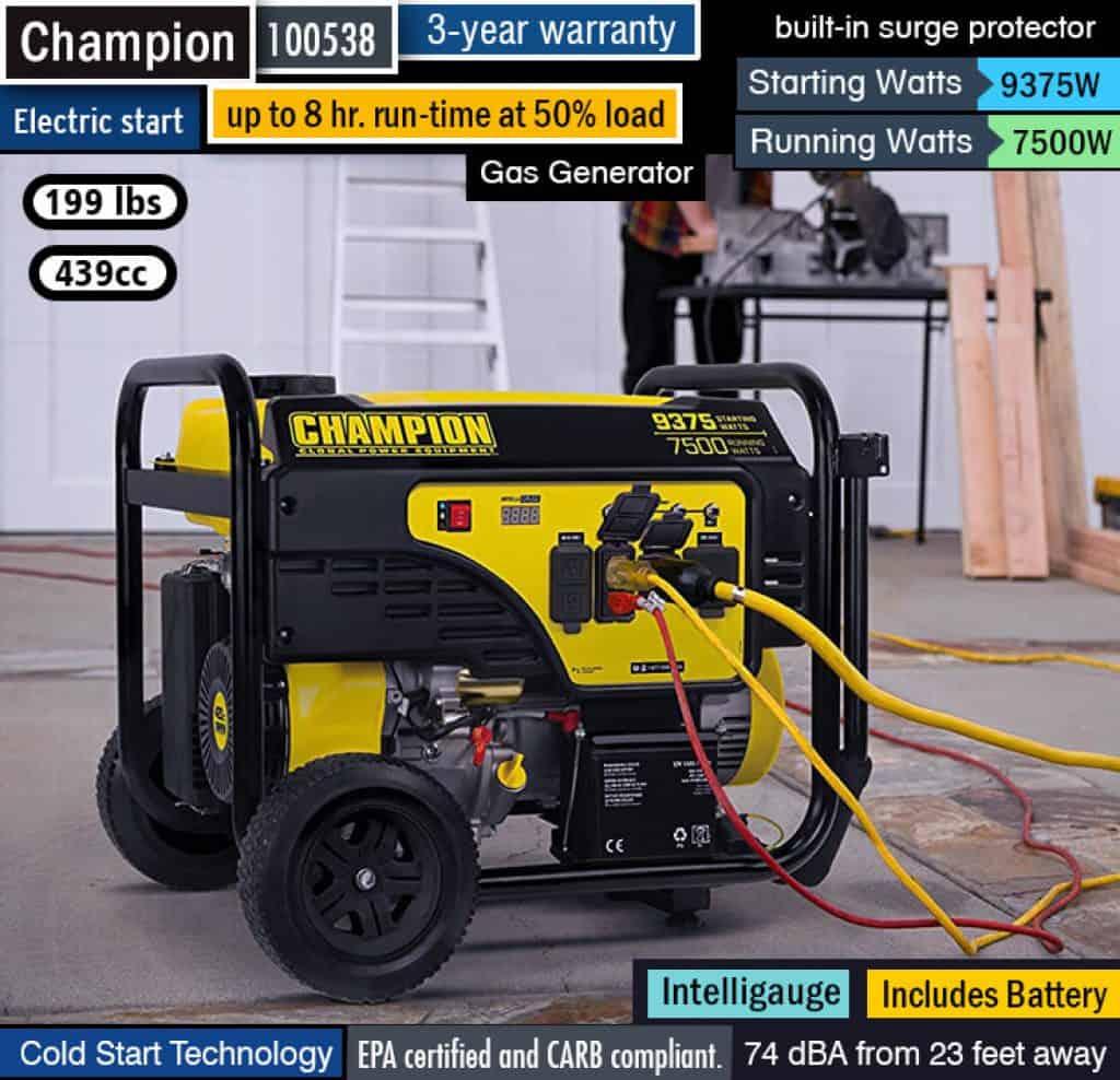 Champion 100538 -2