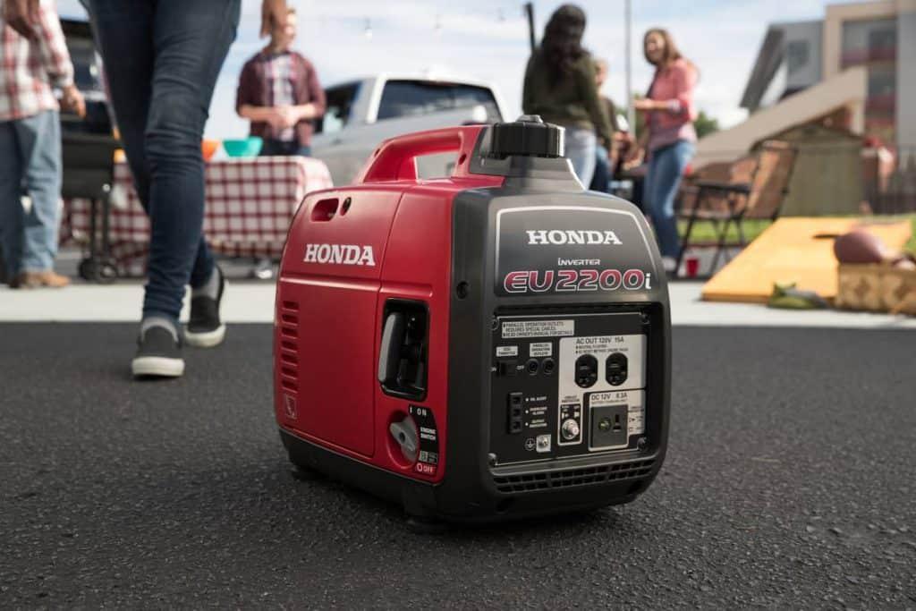 Honda EU2200i Review-2