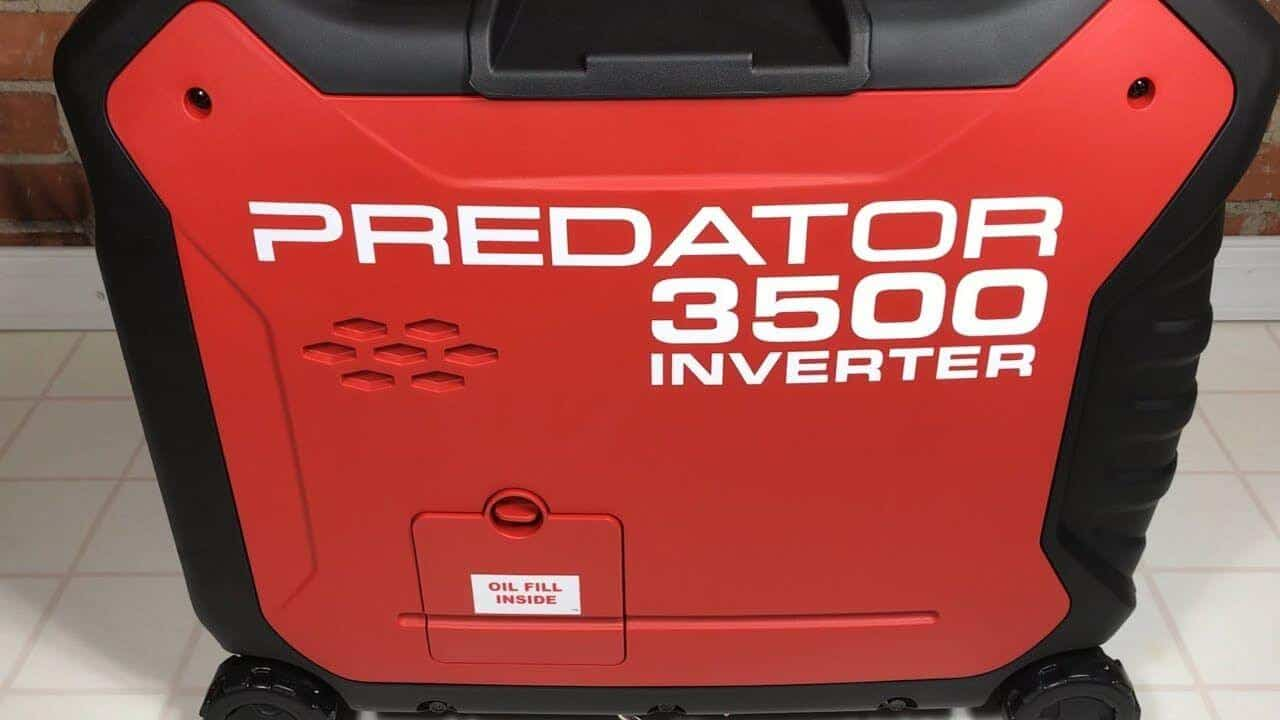 Predator 3500-2