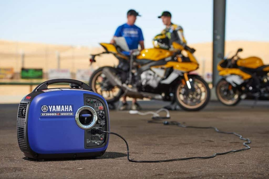 Yamaha EF2000iSv2 review-1