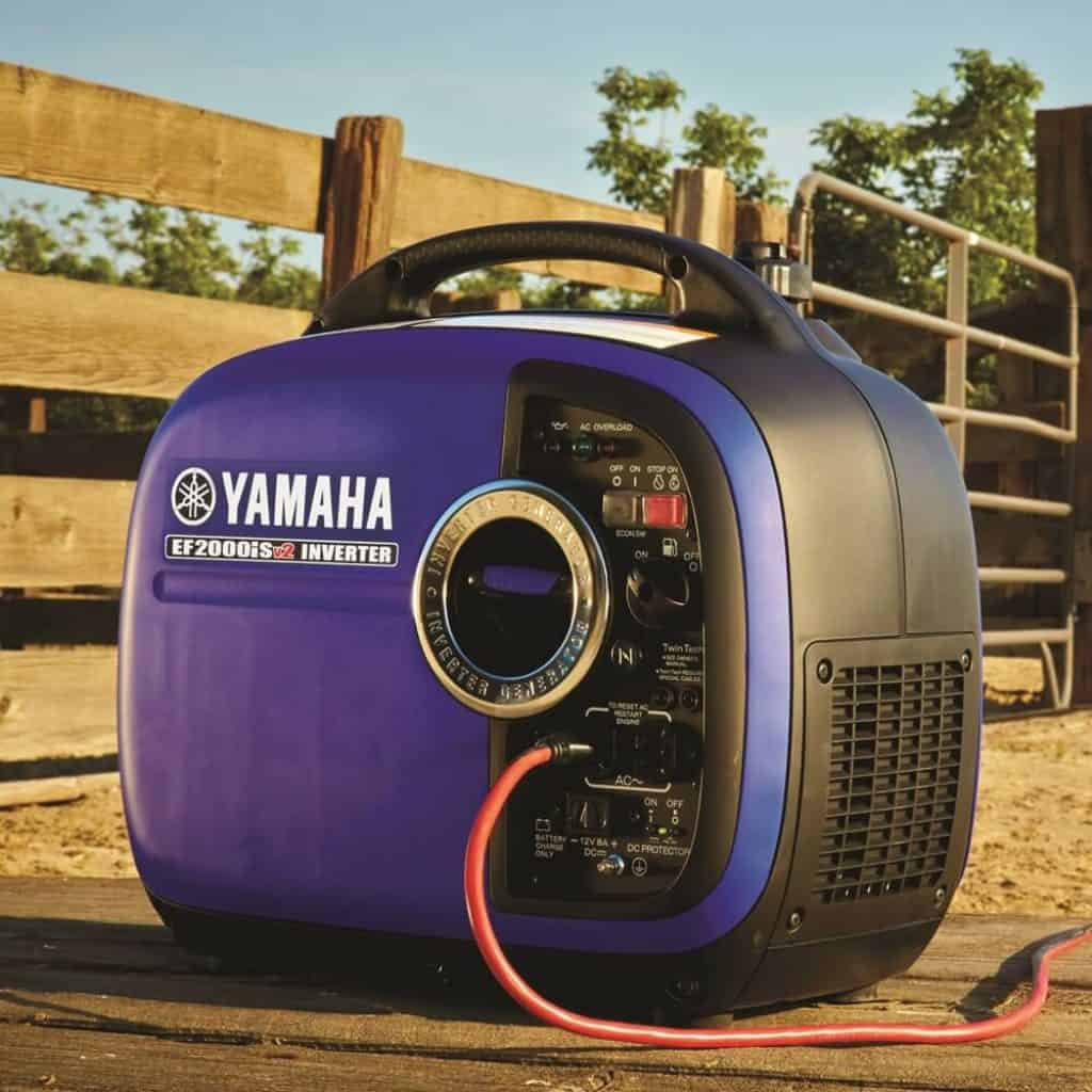 Yamaha EF2000iSv2 review-5
