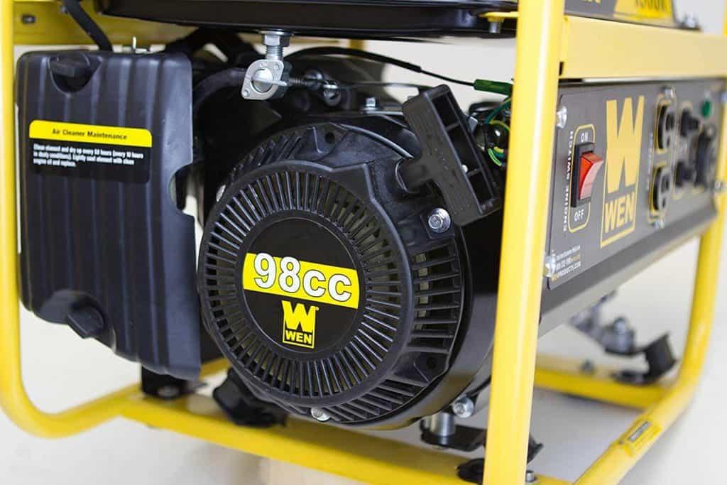 WEN 56180 1800-Watt Portable Generator Review -4