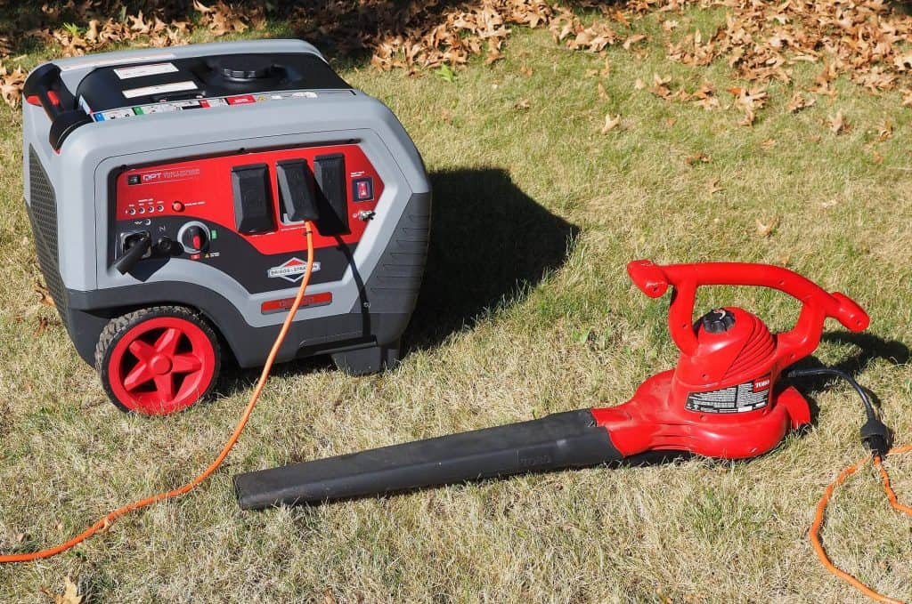 Briggs & Stratton Q6500 Review - Best Quiet Gas Generator For Home Backup