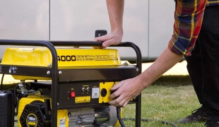 Champion 3500-Watt RV Ready Portable Generator Review