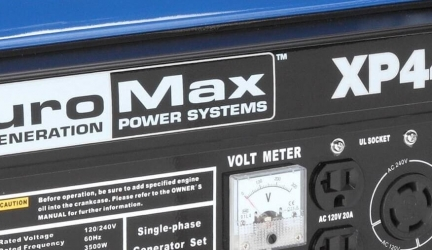 DuroMax XP4400E – Best Gas Powered Generator With Electric Start Review