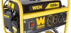 WEN 56180 1800-Watt Portable Generator Review – Is It Worth It?