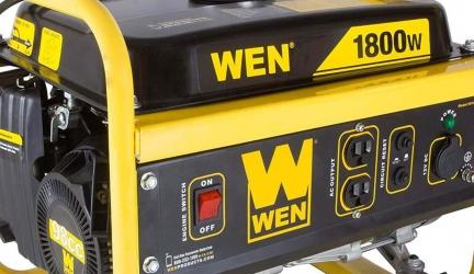 WEN 56180 1800-Watt Portable Generator Review – Is It Worth It?