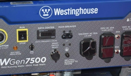 Westinghouse WGen7500 – Best Remote Start Portable Generator Review