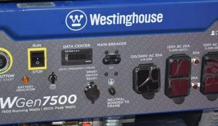 Westinghouse WGen7500 – Best Remote Start Portable Generator Review