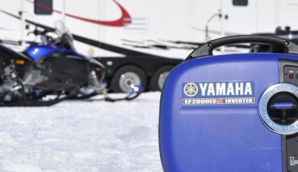 Yamaha EF2000iSv2 – Best Gas Powered Portable Generator Review